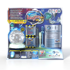 Aqua Dragons Astro Pets in Space Deluxe
