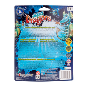 Aqua Dragons Underwater World Refill kit