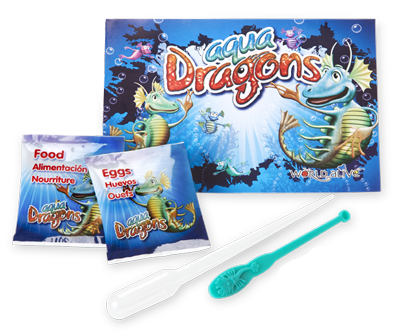 Load image into Gallery viewer, Aqua Dragons Underwater World