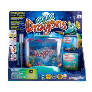 Load image into Gallery viewer, Aqua Dragons Underwater World in tray