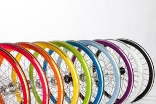 Projekt Fixie - 50mm Wheels Set with 700 x 28c Kenda Tires & Tubes