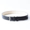 [French calf] <br>35mm belt<br>Color: Black