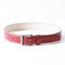 [French calf] <br>35mm belt<br>color: Red