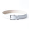 [French calf] <br>35mm belt<br>color: White