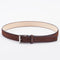 [Velour] <br>30mm belt<br>color: Dark brown