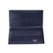 [BOX calf]<br>Machinashi long wallet<br>color: navy<br>[Order sales]