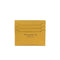 [French Calf] Snap Mini Wallet<br>color:Yellow×Orange×Red