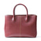 [French calf] <br>Machi tote bag<br>color: Red