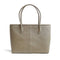 [French calf] <br>Medium tote bag<br>color: Taupe