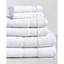 Load image into Gallery viewer, Royale 6-Piece 100% Turkish Cotton Bath Towel Set - EK CHIC HOME