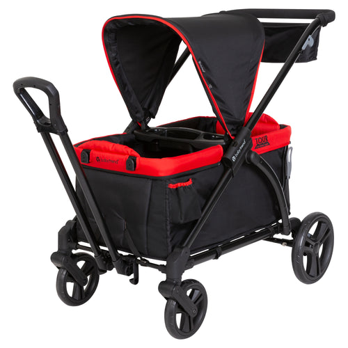 Mars Red Tour 2-in-1 Stroller Wagon
