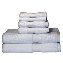 Load image into Gallery viewer, Egyptian Majestic Oversized Cotton Collection - 6 Piece Set - EK CHIC HOME