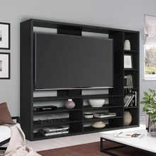 "Load image into Gallery viewer, Entertainment Center for TVs up to 55"", Ideal TV Stand - EK CHIC HOME"