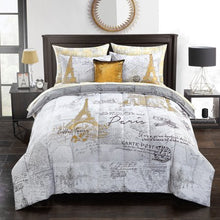 Load image into Gallery viewer, Voyager En Paris Bed In A Bag - EK CHIC HOME