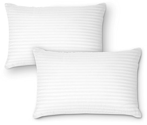 Gel Pillow Loft (Pack of 2) Luxury Plush Gel Bed Pillow For Home + Hotel Collection - EK CHIC HOME