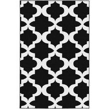 Load image into Gallery viewer, Classic Quatrefoil Area Rug - EK CHIC HOME