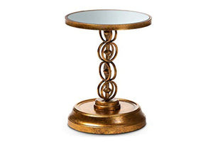 Tables One Size Antique Gold - EK CHIC HOME
