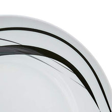 Load image into Gallery viewer, 18-Piece Dinnerware Set - Half Moon, Service for 6 - EK CHIC HOME