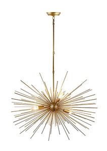"31"" Inch Astra Sputnik Light Satellite Ceiling Light - EK CHIC HOME"