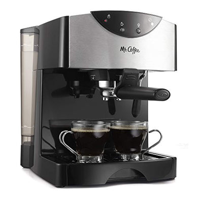 Automatic Dual Shot Espresso/Cappuccino System - EK CHIC HOME
