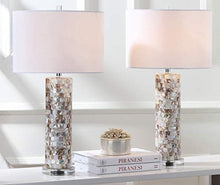Load image into Gallery viewer, Boise Cream 28.9-Inch Table Lamp (Set of 2) - EK CHIC HOME
