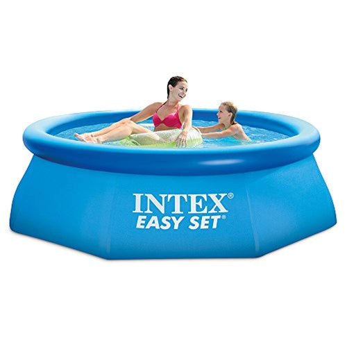 8ft X 30in Easy Set Pool Set with Filter Pump - EK CHIC HOME