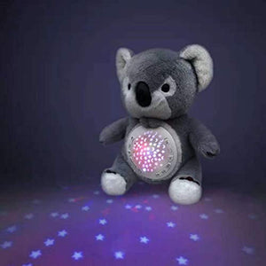 12 Baby-Soothing Sounds and Sleep Aid Night Light | Portable Soother Stuffed Animals Koala Toy - EK CHIC HOME