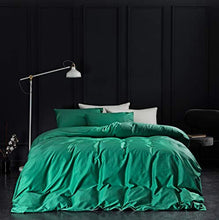 Load image into Gallery viewer, 3-Piece Duvet Cover with Zipper Closure, Premium Egyptian Cotton Luxury - EK CHIC HOME