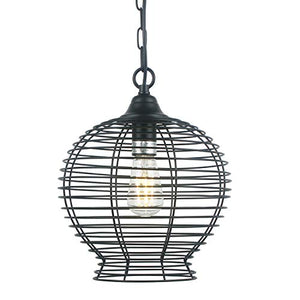Modern One-Light Indoor Mini Pendant Lighting - EK CHIC HOME