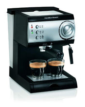 Load image into Gallery viewer, Espresso Machine with Steamer - Cappuccino, Mocha, & Latte Maker - EK CHIC HOME