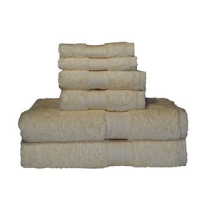 Egyptian Majestic Oversized Cotton Collection - 6 Piece Set - EK CHIC HOME