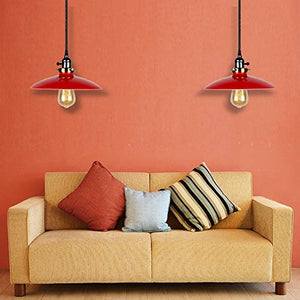 UFO Pendant Lights Edison Industrial Vintage 3-Light Pendant Lighting - EK CHIC HOME