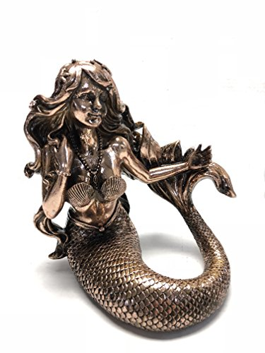 Collection Ocean Goddess Mermaid Princess Sea Home Decor Sculpture Figurine - EK CHIC HOME