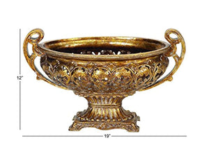 Decorative Urn Bowl - EK CHIC HOME