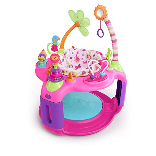 Sweet Safari Bounce-A-Round Entertainer - EK CHIC HOME