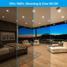 Load image into Gallery viewer, 12-Pack 3 Inch LED Dimmable Recessed Light with J-Box - EK CHIC HOME
