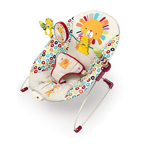 Playful Pinwheels Bouncer - EK CHIC HOME