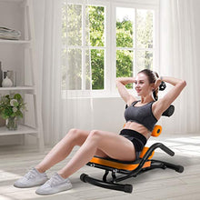 Load image into Gallery viewer, Twister Trainer Ab Exercise Machine Height Adjustable Incline Workout