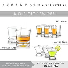 Load image into Gallery viewer, 4-Piece Cocktail Glasses Set, 8-Ounce Martini Glasses - EK CHIC HOME