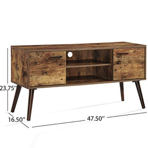Mid Century Modern TV Stand | Console Table | Entertainment Center ...