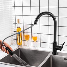 Load image into Gallery viewer, Touch Smart Kitchen Sink Faucets with Pull Out Sprayer - EK CHIC HOME