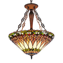 Load image into Gallery viewer, Tiffany Pendant, One Size, Multi-Colored - EK CHIC HOME