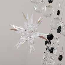Load image into Gallery viewer, Crystal Swirl Design Raindrop Chandelier Lighting Flush Mount - EK CHIC HOME