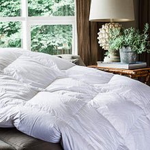 Load image into Gallery viewer, Cocoon Luxury Real Organic California King Down Comforter King Cali Size - EK CHIC HOME