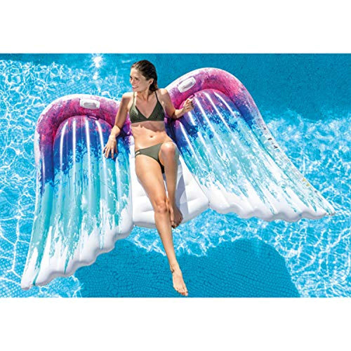 Angel Wings Inflatable Mat - EK CHIC HOME