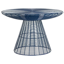 Load image into Gallery viewer, Reginald Blue Wire Coffee Table - EK CHIC HOME