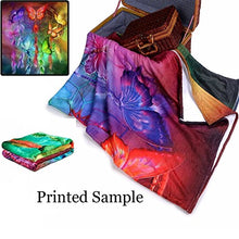 Load image into Gallery viewer, 58 x 80 Inch Eiffel Tower Print Super Soft Throw Blanket - EK CHIC HOME