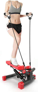 Stepper with Resistance Bands Fitness Equipment for Indoor