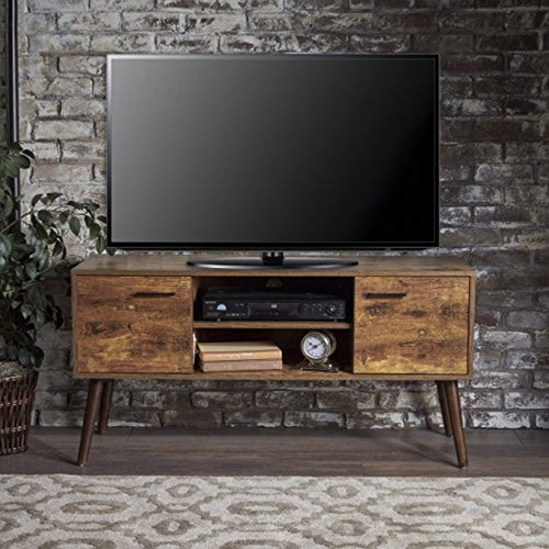 Mid Century Modern TV Stand | Console Table | Entertainment Center - EK CHIC HOME