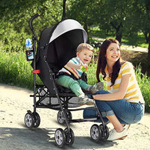 Load image into Gallery viewer, Lightweight Stroller, Aluminum Baby Umbrella Convenience Stroller - EK CHIC HOME